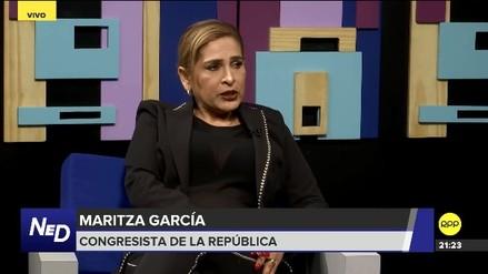 Maritza García: Las expectativas de Kenji Fujimori apuntan a una candidatura en el 2021
