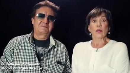 Artistas piden prisión suspendida para Edu Saettone con video