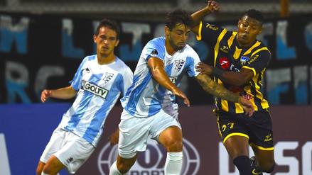 Sport Rosario es el primer equipo peruano eliminado en la Copa Sudamericana