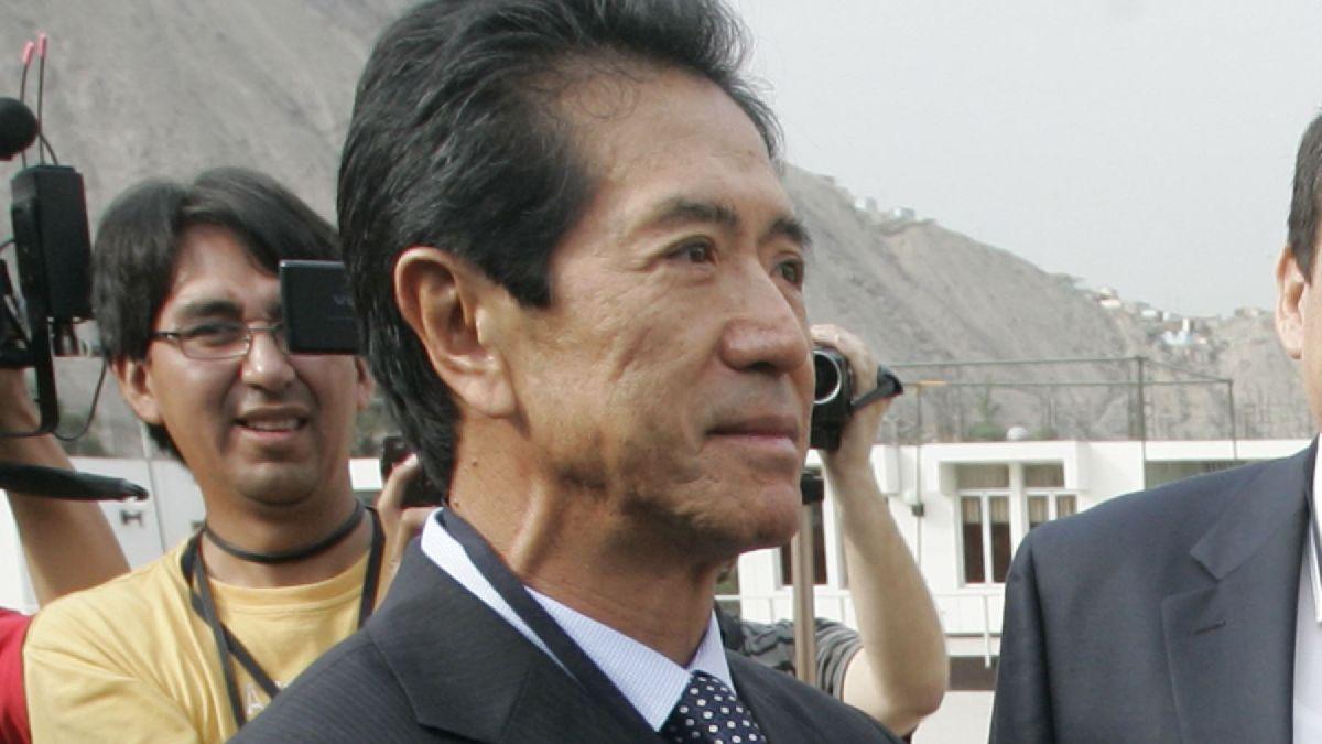 Jaime Yoshiyama fue detenido tras el allanamiento a su vivienda