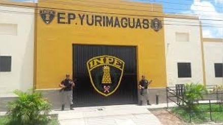 Recapturan a dos internos que fugaron del penal de Yurimaguas escondidos en muebles