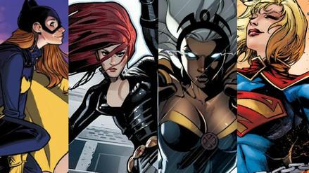 Día de la Mujer: 10 heroínas de los cómics que no son Wonder Woman