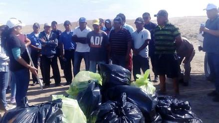 Recogen más de 170 toneladas de basura de las playas lambayecanas