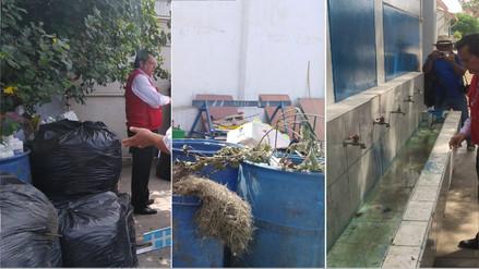 Contraloría halla deficiencias en colegio emblemático de Trujillo