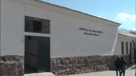 Menor de edad intentó suicidarse lanzándose del techo de hospital del Cusco