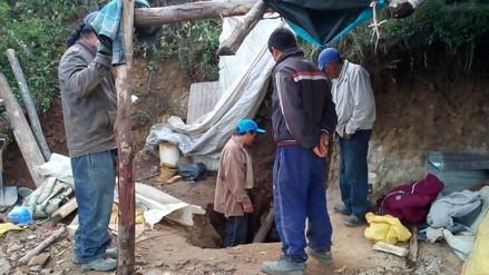 Escolar muere atrapado al interior de mina de oro informal en Pataz