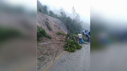 Huaico en Concepción arrasó vivienda e interrumpió vías