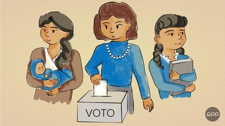 Infografía | Los derechos conquistados por la mujer peruana a través de los años