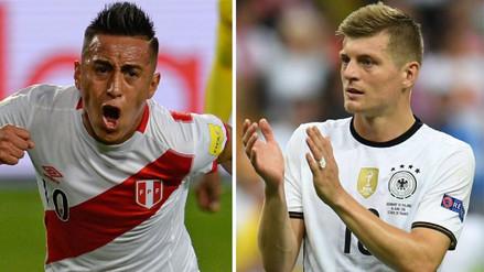 Selección Peruana enfrentará a Alemania después del Mundial Rusia 2018