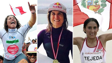 Día Internacional de la Mujer: las más destacadas del deporte peruano