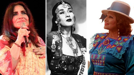 Ocho cantantes peruanas que nos representan en el mundo
