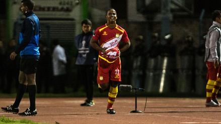 Sport Huancayo goleó a Unión Española y sigue con vida en la Sudamericana