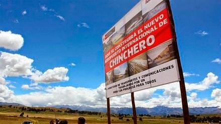 Aeropuerto de Chinchero: MTC anunció que su construcción será como obra pública