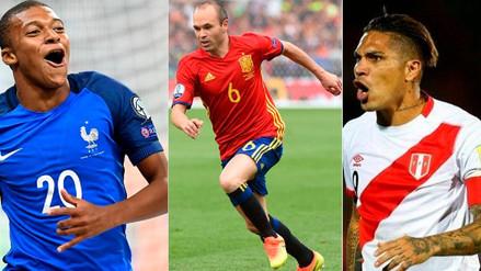 Selección Peruana y las veces que jugó contra Campeones del Mundo europeos