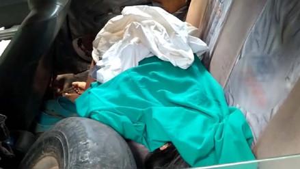 Hombre envenenó a sus hijos y luego se suicidó en su vivienda de Chanchamayo