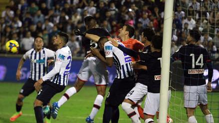 Alianza Lima no pudo ante San Martín y cedió un empate en Matute