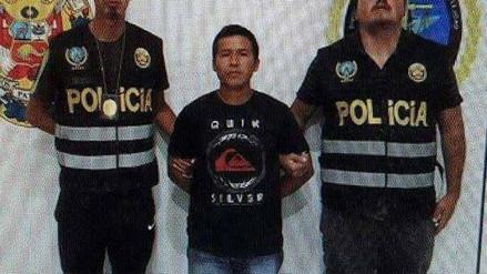Detienen a hombre acusado de abuso sexual contra sus tres hijas en Huánuco