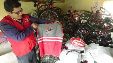 """Asignarán presupuesto para mantenimiento de bicicletas de """"Rutas Solidarias"""""""
