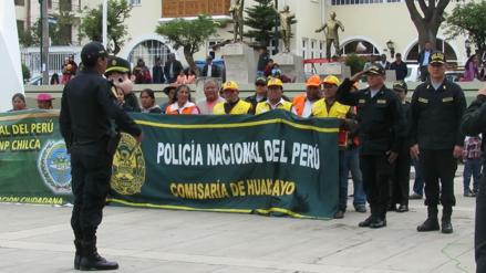 Más de dos mil policías en alerta por inicio del año escolar en Junín