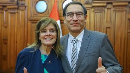 """Aráoz: """"Confío en que el vicepresidente Vizcarra mantiene la lealtad con PPK"""""""