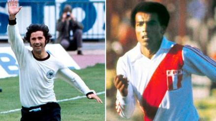 Selección Peruana y el día que enfrentó a Alemania en México 70