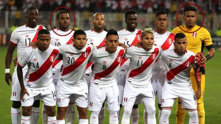 Médico de la Selección habló de las lesiones de Jefferson Farfán y Pedro Gallese