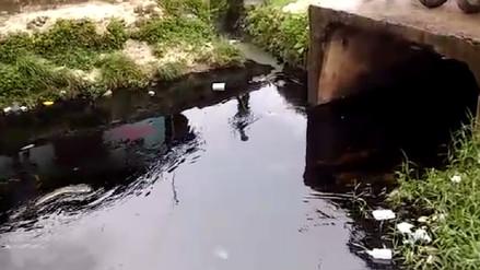 Iquitos: derrame de petróleo afectó asentamientos humanos de Punchana