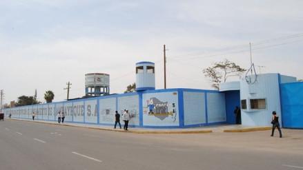 Epsel licitará saldo de obra de emisores principales de Chiclayo en mayo