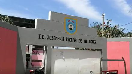 Presupuesto para mantenimiento de colegio de Piura es insuficiente