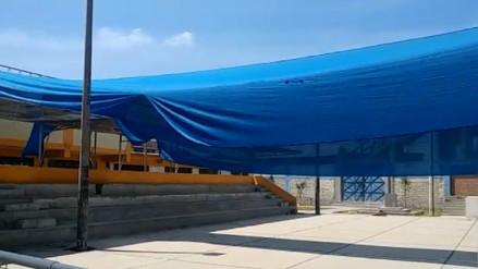 Lambayeque: solo 100 colegios cuentan con cobertores ante alta radiación solar