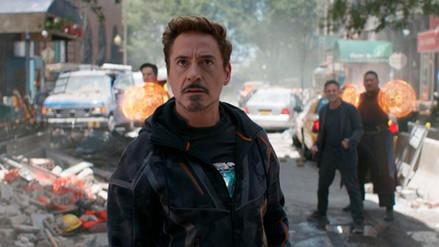 Infinity War: Robert Downey Jr. anuncia más de una muerte en la cinta