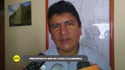 Gobernador regional informa que no llegó presupuesto para Reconstrucción