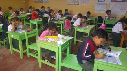Más de 330 000 alumnos regresarán a clases este lunes en Lambayeque