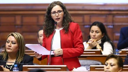 Ipsos: El 79% considera que Rosa Bartra debe renunciar a la Comisión Lava Jato