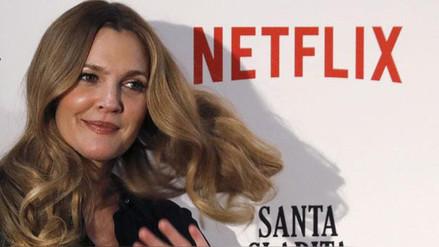 Drew Barrymore volverá a interpretar a un zombie en serie de Netflix