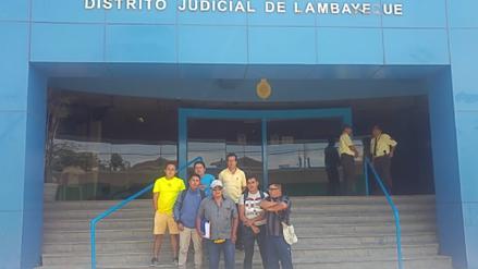 Extrabajadores de seguridad exigen reposición al Ministerio Público