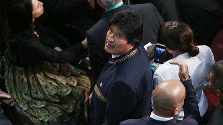 Evo Morales pidió disculpas a Chile por sus mensajes en las redes sociales