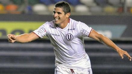 Aldo Corzo aprovechó error en defensa de Cristal para marcar el primero de la 'U'