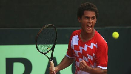 Juan Pablo Varillas conquistó su primer título como profesional en Turquía