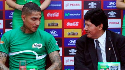Edwin Oviedo espera que Paolo Guerrero anote más goles en Rusia que Cubillas en 1970