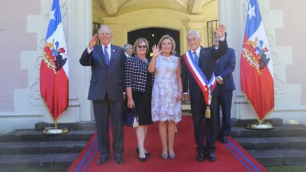 Las postales que dejó la toma de mando de Sebastián Piñera como presidente