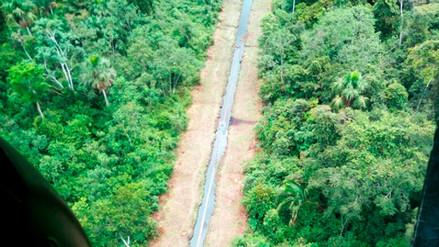 Petroperú denunció nuevo atentado contra oleoducto norperuano en Loreto