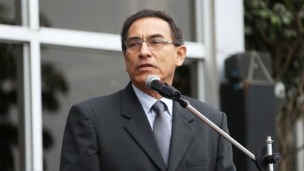 Ministerio Público archivó investigación a Martín Vizcarra por caso Chinchero