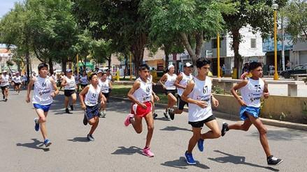 Huancavelicano se consagra bicampeón de la media maratón en Trujillo