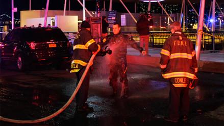 Cinco muertos al estrellarse un helicóptero en el río Este de Nueva York