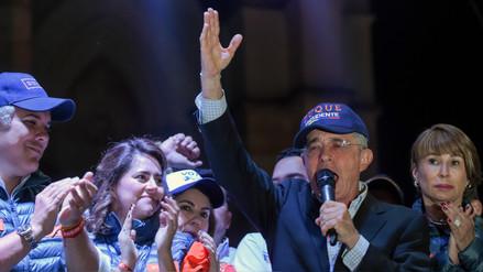 El Centro Democrático de Uribe se impuso en las elecciones legislativas de Colombia