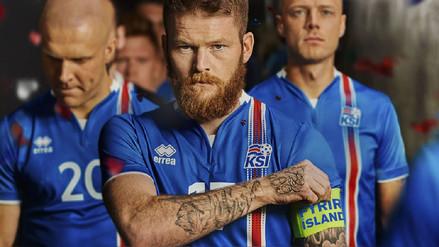 Islandia perderá a su principal figura para el amistoso contra Perú