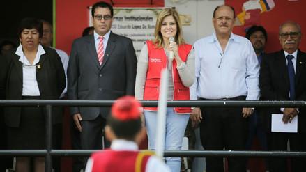 Mercedes Aráoz dijo estar segura de la lealtad de Martín Vizcarra