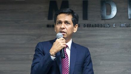 Ministro Meléndez afirmó que renunciaría de inmediato si PPK es vacado