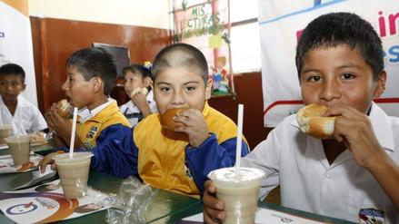 MIDIS: Qali Warma llega al 100% de escuelas públicas en la Amazonía
